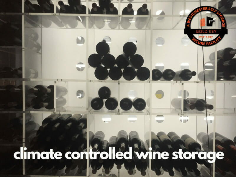climate controlled wine storage Bedford